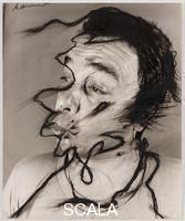Rainer, Arnulf (b. 1929) Untitled, 1969-74