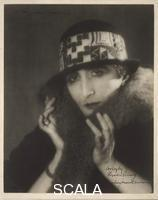Man Ray (1890-1976) Marcel Duchamp as Rrose Selavy, c. 1920-21