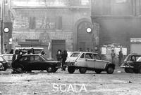 ******** Roma, 1968. Scontri polizia studenti