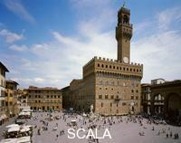 ******** View of Piazza Signoria
