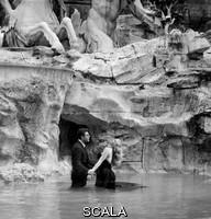 ******** la douceur de vivre. la dolce vita. 1960. ral : Federico Fellini. Marcello Mastroianni. Anita Ekberg.