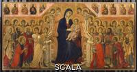 Duccio di Buoninsegna (1260 ca.-1318) Maesta'