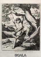 ******** Orlando furioso - Bartolomeo Pinelli - 1828 - canto XXIII Ferrara - Biblioteca Ariostea