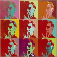 Warhol, Andy (1928-1987) Self-Portrait, 1966