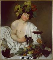 Caravaggio (Merisi, Michelangelo da 1571-1610) Bacco adolescente