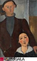 Modigliani, Amedeo (1884-1920) Jacques and Berthe Lipchitz, 1916