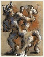 Lipchitz, Jacques (1891-1973) The Rape of Europa IV, 1941
