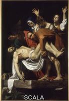 Caravaggio (Merisi, Michelangelo da 1571-1610) Deposition