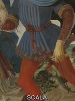 Verrocchio, Andrea del (1436-1488), scuola Tobias and the Angel, 1470-80. Detail