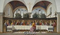 Ghirlandaio, Domenico (Bigordi, Domenico 1449-1494) Ultima cena