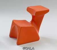 Colani, Luigi (b. 1928) Zocker Chair, 1972. manufacturer: Top-System Burkhard Luebke