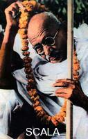 ******** Mohondas Karamchand Gandhi (1869-1948), Indian Nationalist leader