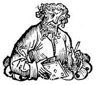 ******** Aristarchos of Samos (fl260 BC), Alexandrian astronomer, 1493.