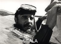 Korda (Diaz Gutierrez, Alberto, 1928-2001) Fidel Castro