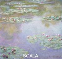Monet, Claude (1840-1926) Ninfee