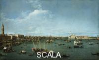 Canaletto (Canal, Giovanni Antonio 1697-1768) Bacino di San Marco, Venice