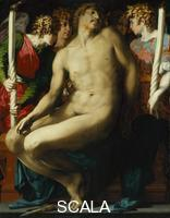 Rosso Fiorentino (1494-1540) The Dead Christ with Angels