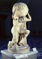 Roman art Farnese Atlas
