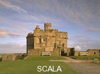 ******** The keep, Pendennis Castle, Falmouth, Cornwall