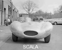 ******** Jaguar D Type prototype, 1954.