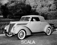 ******** 1937 Ford V8 model 78 lub Cabriolet, (1937?).