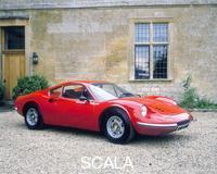 ******** 1973 Ferrari Dino 246 GT.