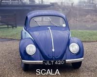 ******** A 1947 Volkswagen Beetle.