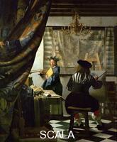 Vermeer, Jan (1632-1675) LArt de la peinture, huile sur toile, 1665-1666, 120 x 100 cm, Kunsthistorisches Museum, Vienne