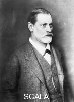 ******** Portrait of Sigmund Freud, 1910