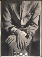 Krull, Germaine (1897-1985) Jean Cocteau, 1929