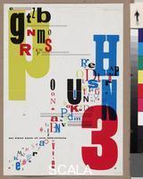 Zwart, Piet (1885-1977) Poster: Een kleine keuze uit onze lettercollectie